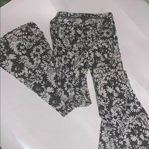 Pants - Aeropostale Sunflower Pants